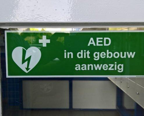 De VvE en de AED - T&T Vastgoed en VvE Beheer