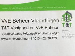 T&T Vastgoed en VvE Beheer - VvE Beheer Vlaardingen