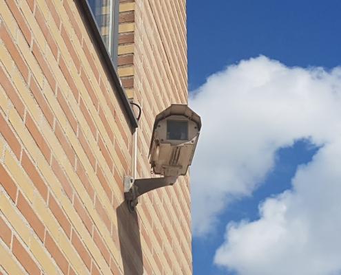 Camerabeveiliging bij de VvE - T&T Vastgoed en VvE Beheer