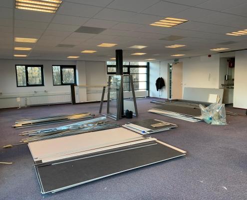 Nieuw kantoor T&T Vastgoed en VvE Beheer Bergschenhoek