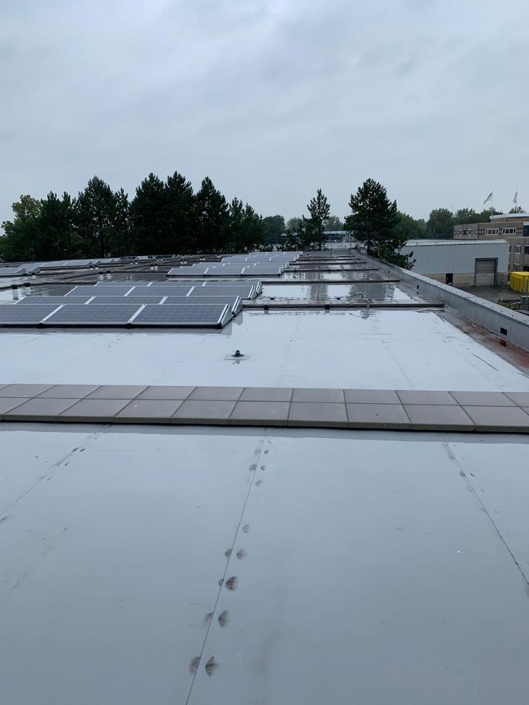 VvE Aluminiumstraat Zoetermeer - photovoltaïsch systeem